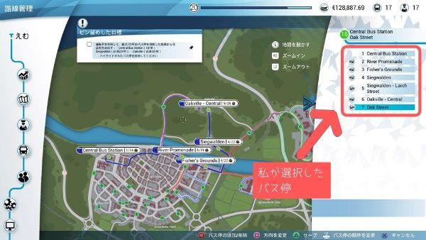 運転手を利用して、最大7か所のバス停を接続した路線から収益を生み出す