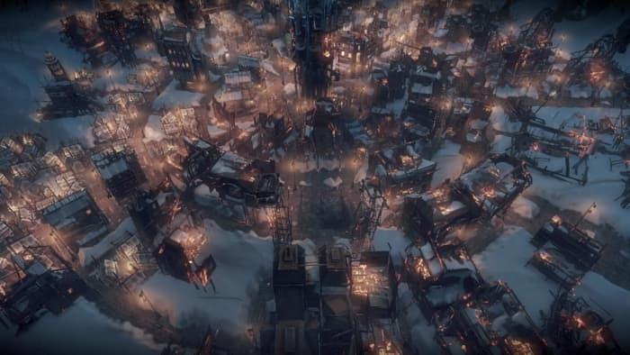 PS4『Frostpunk』攻略「ウインターホームの滅亡」02