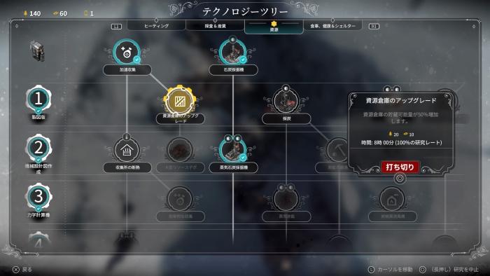 PS4『Frostpunk』攻略「聖櫃」08