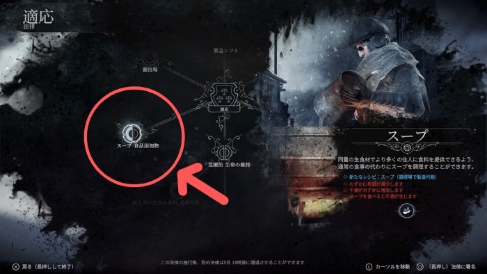 PS4『Frostpunk』「新しい家」攻略13