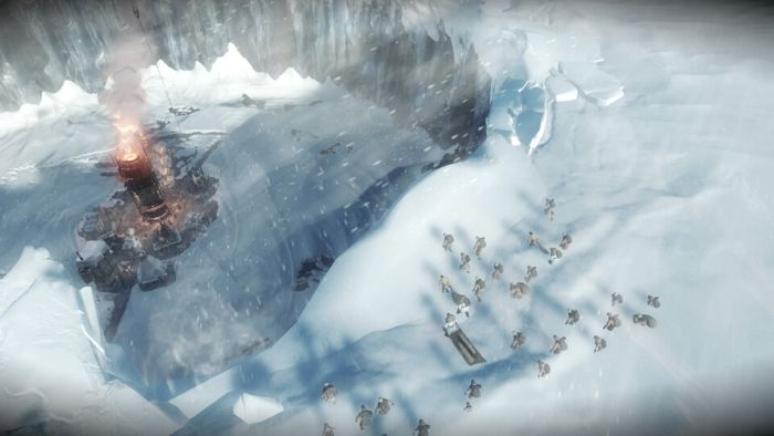 PS4『Frostpunk』「新しい家」攻略24
