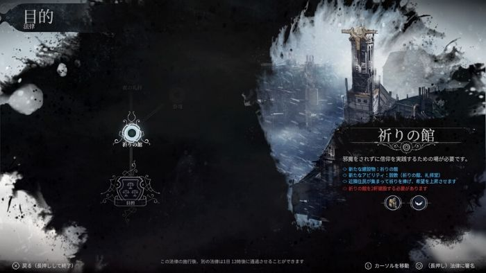 PS4『Frostpunk』「新しい家」攻略29