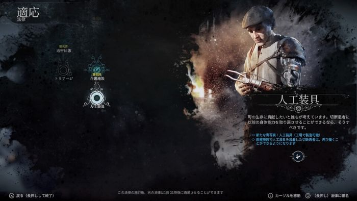 PS4『Frostpunk』「新しい家」攻略33