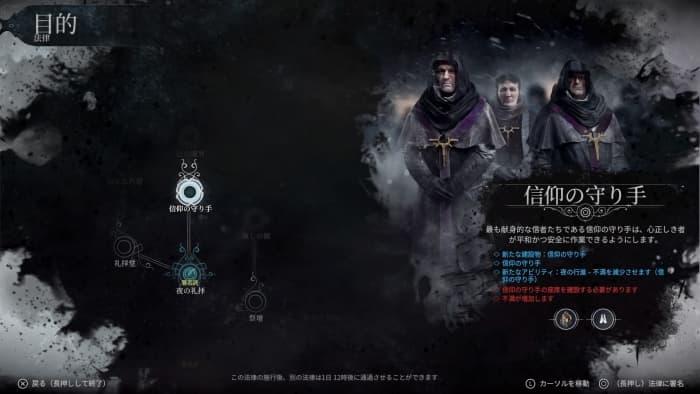 PS4『Frostpunk』攻略「難民」17