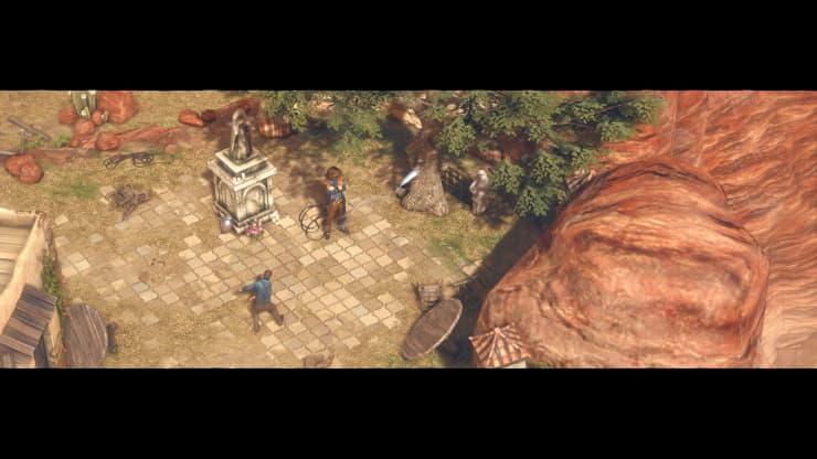 PS4『Desperados III』レビュー02