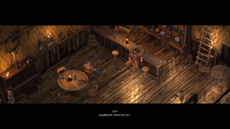 PS4『Desperados III』レビュー03