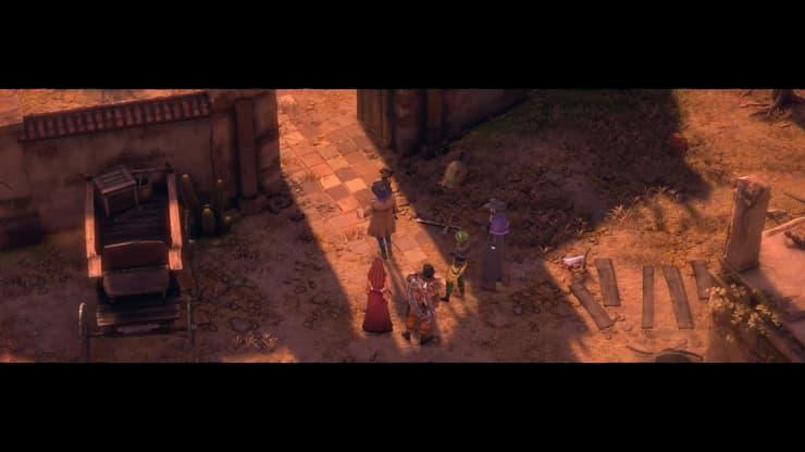 PS4『Desperados III』レビュー14