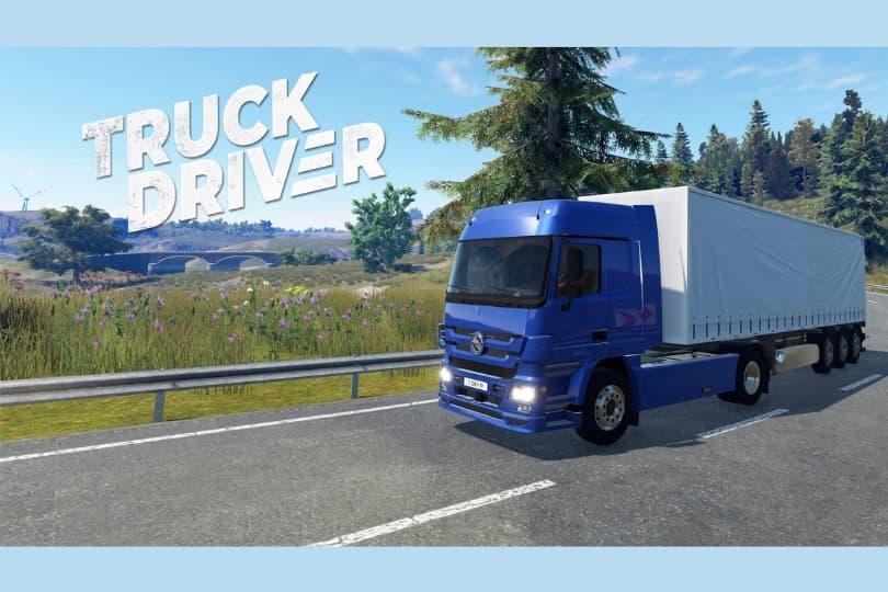 PS4『Truck Driver(トラックドライバー)』レビュー