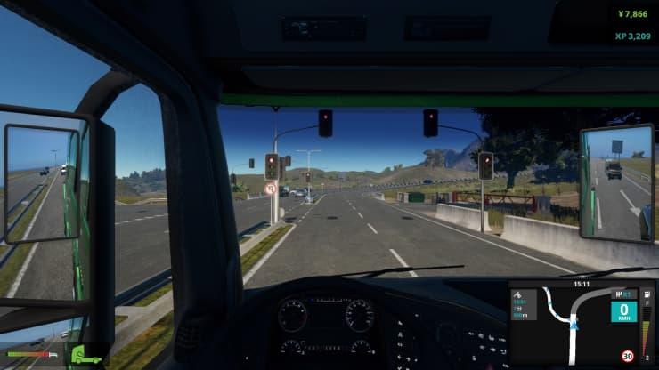PS4『Truck Driver(トラックドライバー)』レビュー03