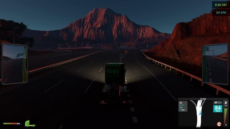 PS4『Truck Driver(トラックドライバー)』レビュー05