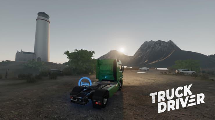 PS4『Truck Driver(トラックドライバー)』レビュー07