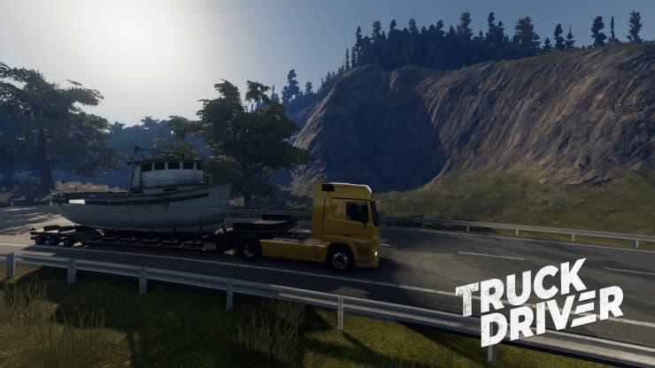 PS4『Truck Driver(トラックドライバー)』レビュー08