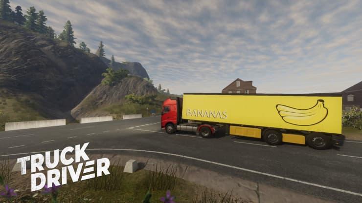 PS4『Truck Driver(トラックドライバー)』レビュー11
