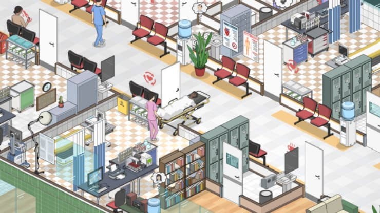 『Project Hospital』レビュー03